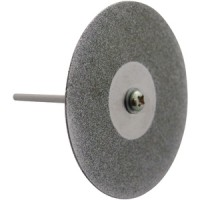 Toolzone 50mm (2inch) Diamond Coated Cut Off Disc