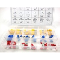 Toolzone 76pc Terminal Assortment