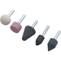 City Hand Tools 5pc Mounted Stone Set