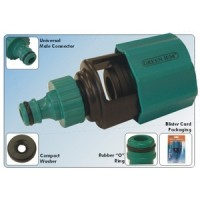 Green Jem Indoor Kitchen Mixer Tap Hose Pipe Connector