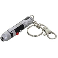 Rolson Red Laser and LED Torch