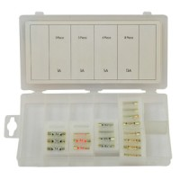 Rolson 18pc BS Domestic Fuse Assortment
