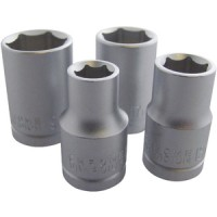 Am-Tech 4pc 1/2 Drive Socket Set
