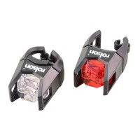 Rolson LED Bike Light Set