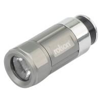 Rolson 12v Car Cigarette Lighter Torch 1 LED Rechargeable