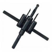 Toolzone Adjustable Circle Hole Cutter
