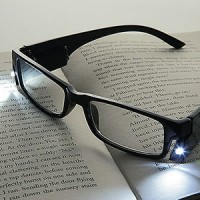 Rolson Reading Glasses with 2 LED Lights