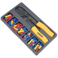 Rolson Rolson Crimping Tool Kit