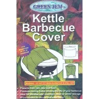 Green Jem Kettle BBQ Cover