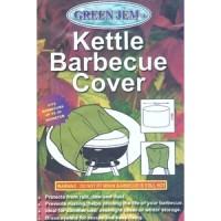 Green Jem Kettle BBQ Cover