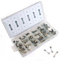 Toolzone Glass Fuses Assortment