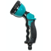 Green Jem 8 Dial Garden Hose Spray Gun