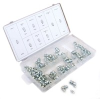 Toolzone 110pc Grease Nipple Assortment