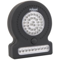 Rolson 45 LED Lamp with Hook & Magnet