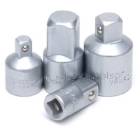 Rolson 4pc Adaptor Set