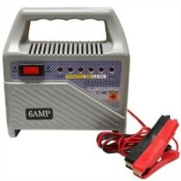 Toolzone 6AMP 6/12volt Battery Charger