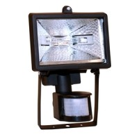 Rolson 150W Security PIR Floodlight