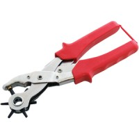 Heavy Duty Leather Hole Punch Pliers
