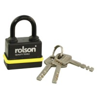 Rolson 45mm Waterproof Padlock