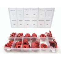 Toolzone 600pc Fibre Washer Assortment