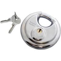 Am-Tech Disc Padlock 70mm
