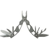 Rolson 10 in 1 Skeleton Multi Tool