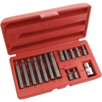 Am-Tech 15pc Hex Bit Set