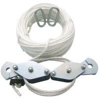Am-Tech Cargo Lifting Pulley Set