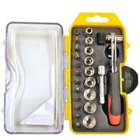 Rolson 23pc Bit and Socket Set
