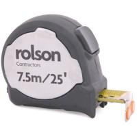 Rolson 7.5mtr Heavy Duty Tape Measure