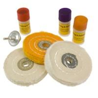 Toolzone 7pc Cleaning & Polishing Kit