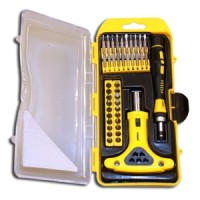 Rolson 42pc Precision Screwdriver Set