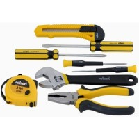 Rolson Eight Piece DIY Tool Kit