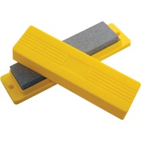 Sharpening Stone with Plastic Storage Box