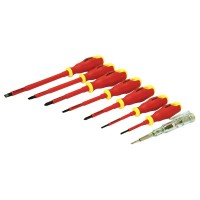 Rolson 7pc VDE Screwdriver Set