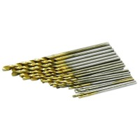 Rolson 20pc Micro HSS Drill Set