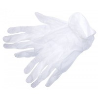 Rolson Vinyl Disposable Glove Powder Free (Box of 100)