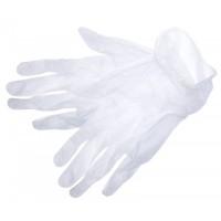 Rolson Vinyl Disposable Glove Powder Free (Box of 100)