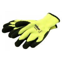 Rolson Latex Thermal Gloves