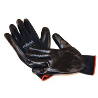 Rolson 4 Pairs Latex Work Gloves
