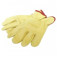 Rolson Leather Pruning Gloves