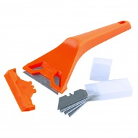 Rolson Window Scraper and Spare Blades