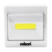 Rolson 2pc 3W COB Switch Lights