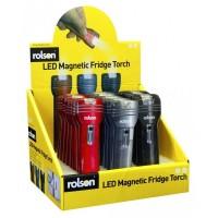 Rolson LED Magnetic Fridge Torch