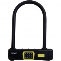 Rolson D-Shackle Combination Lock