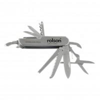 Rolson 11 Function Stainless Steel Pen Knife