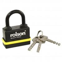 Rolson 65mm Waterproof Padlock