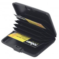 Rolson Aluminium Credit Card Holder