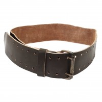 "Rolson 3"" x 52"" Top Grain Leather Belt"