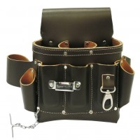 Rolson Oil Tanned Electricians Pouch